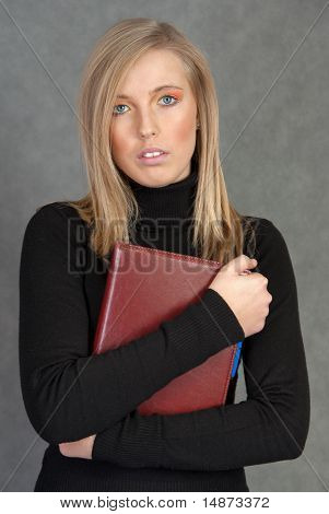 Office Young Woman