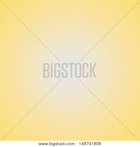 White yellow gradient abstract background / backdrop yellow background / yellow radiant background / yellow template light wallpaper background / blurred yellow colored with spotlight background