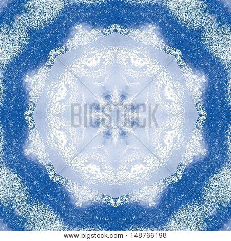 art grunge blue noise abstract pattern illustration background