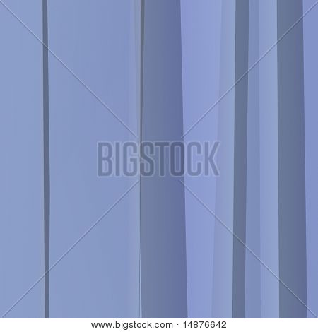 poster of Abstract graphic design of smooth crystalline gradient angles