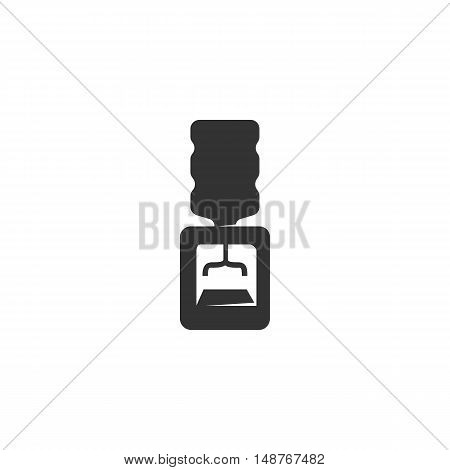 Water Cooler Icon isolated on a white background. Water Cooler vector logo - stock vector