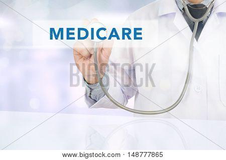 Health Concept - Medicare