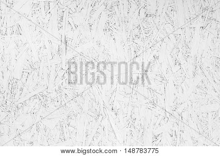 White Painted Oriented Strand Board Osb