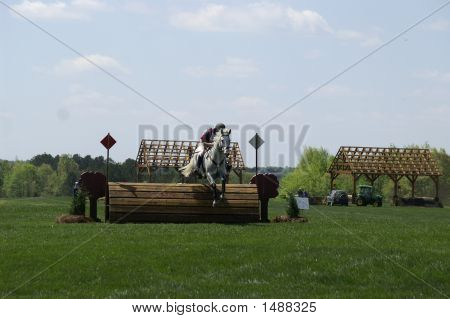Cross Country Horse Show 1