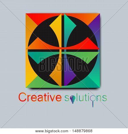 High quality original trendy vector Logo for business. Concept of logo in original form
