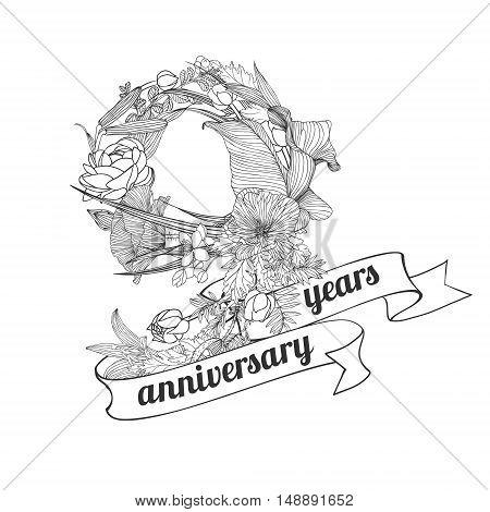 Nine (9) Years Anniversary