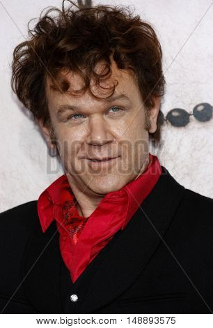 John C. Reilly at the World premiere of 'Walk Hard' held at the Grauman's Chinese Theater in Hollywood, USA on December 12, 2007.