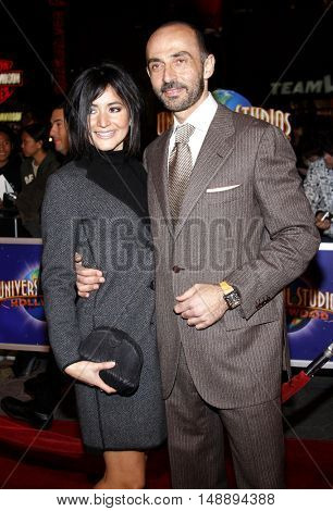 Shaun Toub at the World premiere of 'Charlie Wilson's War' held at the Universal Studios in Hollywood, USA on December 10, 2007.