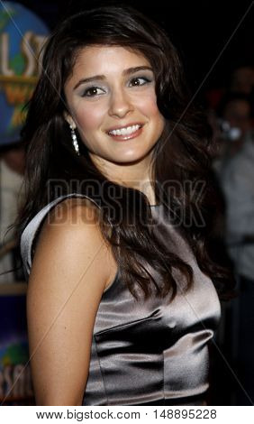 Shiri Appleby at the World premiere of 'Charlie Wilson's War' held at the Universal Studios in Hollywood, USA on December 10, 2007.