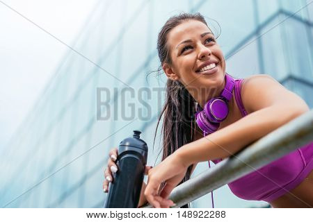 Break From Fitness