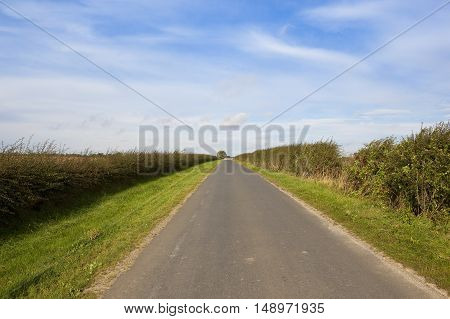 Small Rural Road