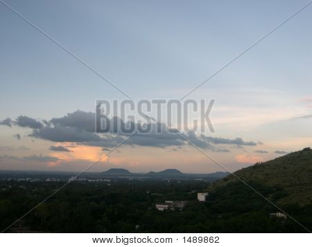Clouds Over Digi
