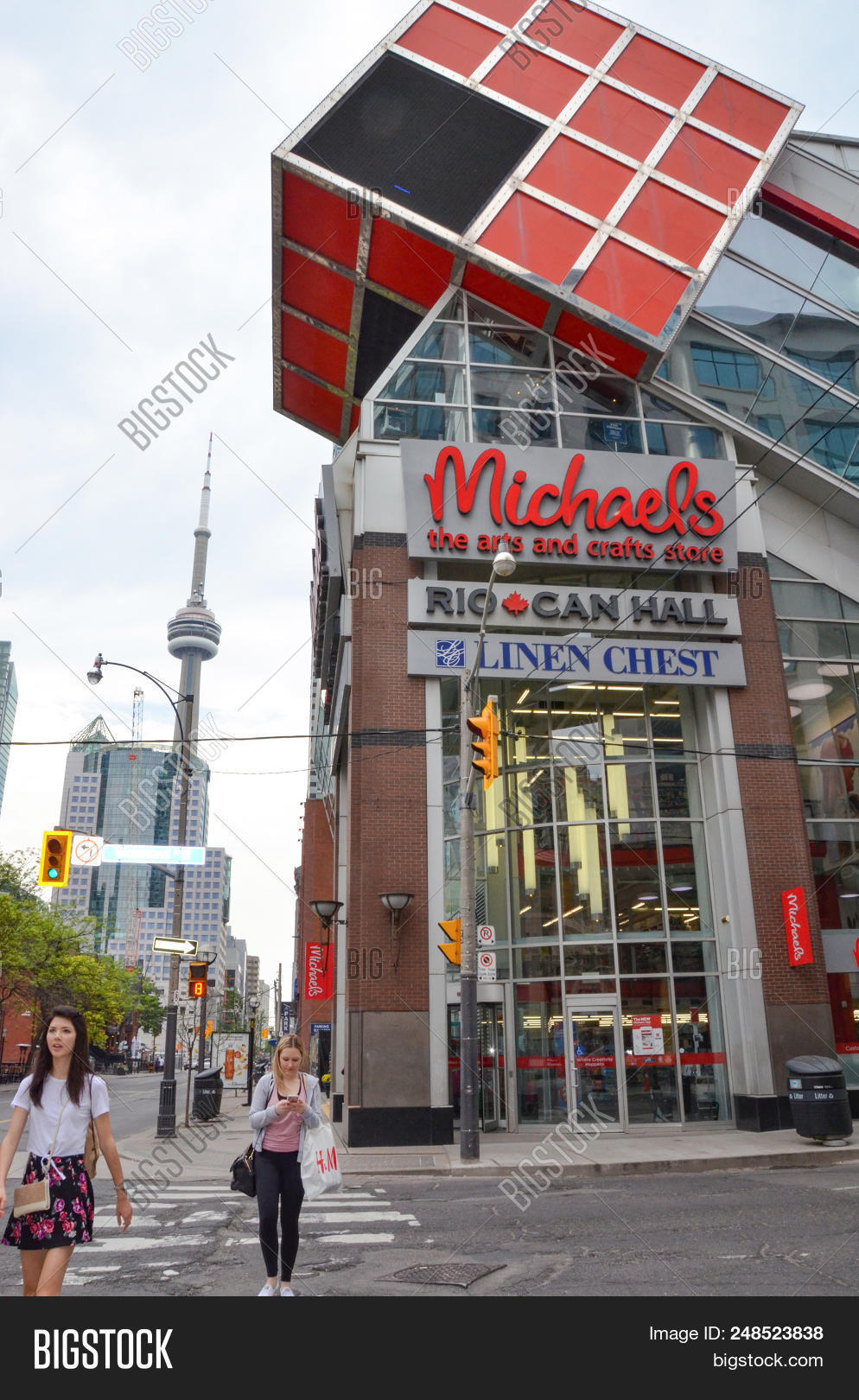 Toronto On Canada Image Photo Free Trial Bigstock