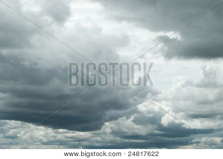 Moody Cloudscape