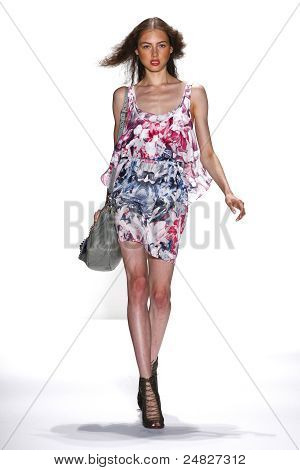 Rebecca Minkoff - Runway - Spring/Summer 2012 Collection - New York