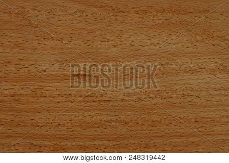 Wooden Texture Of A Brown Color From A Piece Of A Board