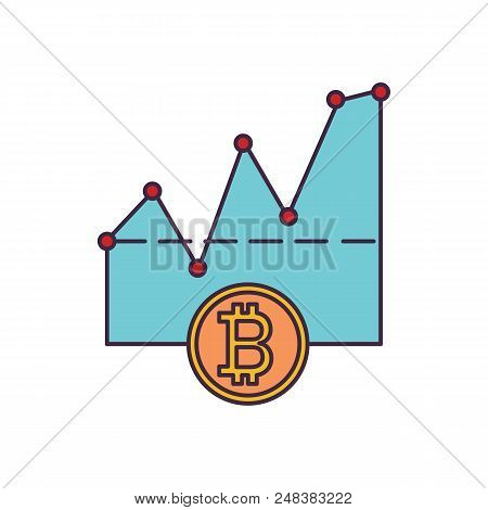 Crypto Trade Icon. Cartoon Illustration Of Crypto Trade Vector Icon For Web And Advertising
