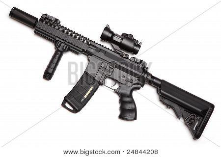Custom Build Compact Size M4A1 Assault Carbine