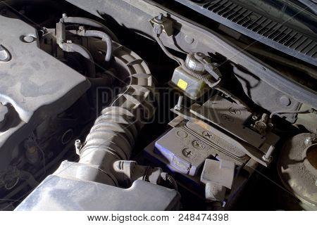 Under Hood Car. Image & Photo (Free Trial) | Bigstock