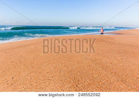 Fishing Ocean Beach Holiday