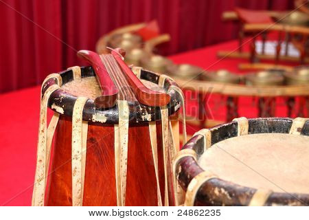 Traditional Thai Musical Instruments