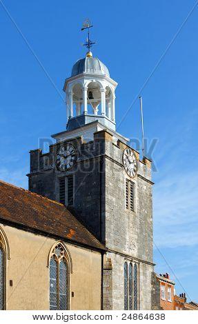 St Thomas Church Lymington