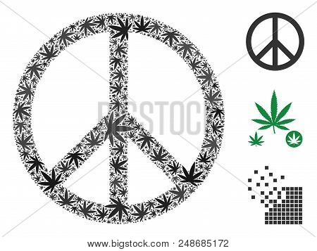 Peace Composition Vector Photo Free Trial Bigstock