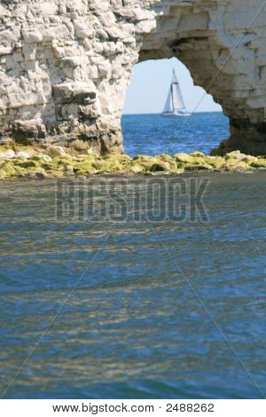 Looking Through Old Harry