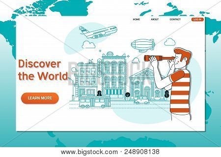 Discover The World.travel Explore, Discover And Trip To World.