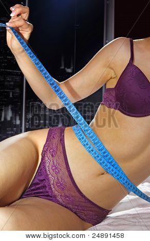 Measuring Perfect Shape