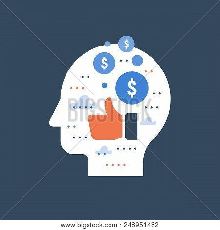 Earning Money On Social Media, Marketing Concept, Popular Content, Cash Back Program, Donation And C