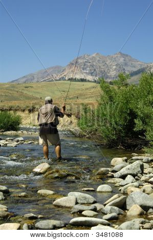 Fly Fishing The Upper Big Wood River