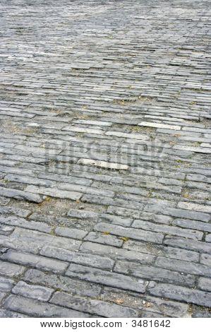 Ancient Pavement