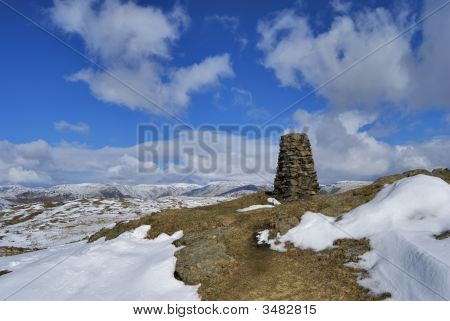 Brunt Knott Summit