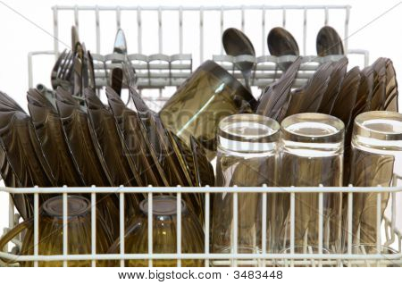 Dish In Dishwasher