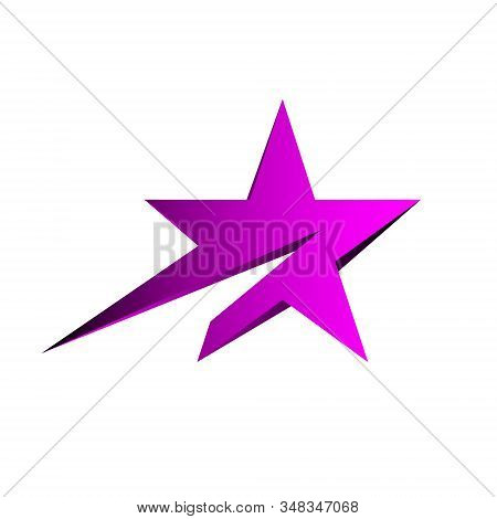 Star Logo, Purple Star Logo, Star Icon Vector, Star Icon Eps10, Star Icon Image, Star Icon, Star Ico