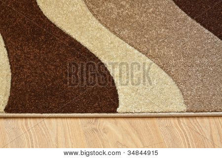 Detail Of Carpet