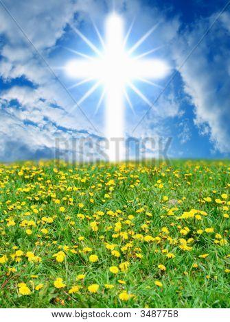 Sky God Cross