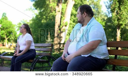 Obese People Afraid Of Acquaintance, Insecure About Body Weight, Unconfident