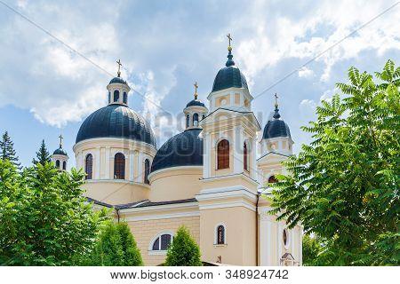 The Church Of St. Paraskevi In Chernivtsi, Ukraine