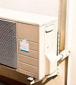 Air conditioner condenser unit to supply the home house or office poster