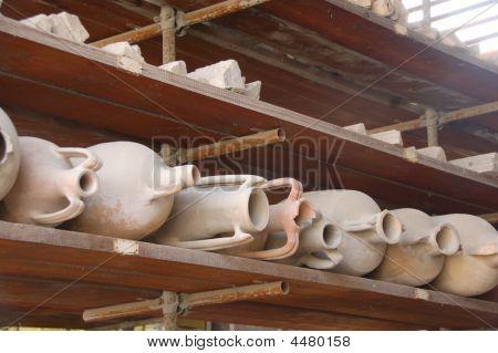 Pompeii Jars