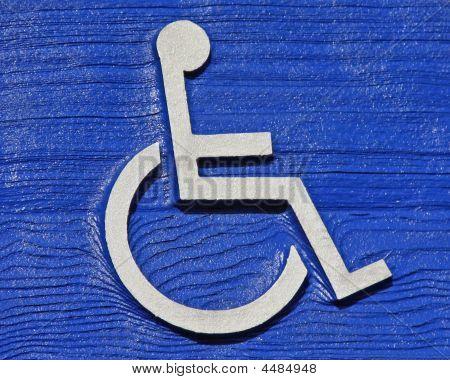 Handicap Woodgrain