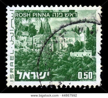 Landscapes Of Israel, Rosh Pinna
