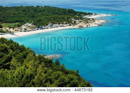 Aegean sea landscape, Greece, Europe