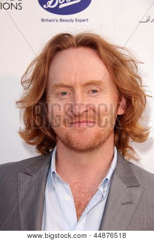 LOS ANGELES - APR 23:  Tony Curran arrives at the 7th Annual BritWeek Festival
