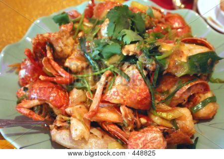 Chinese Lobster