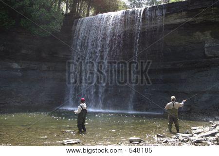 Bridal Veil Falls Kagawong