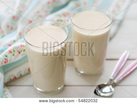 Fermented Baked Milk (ryazhenka)