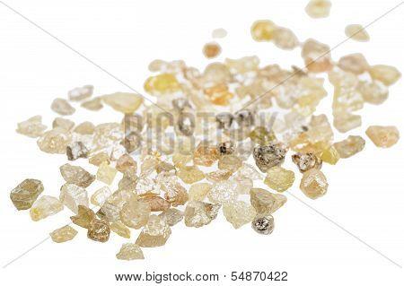 Raw Uncut Diamonds